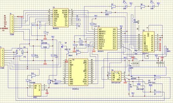 利用多功能电力仪表测量三相电网系统中电量参数如