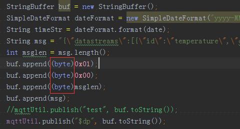 错误的代码示范