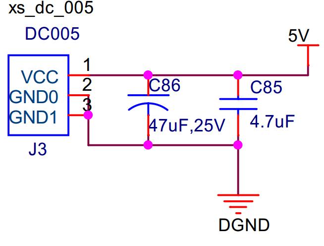 fs44b0 开发板 电路图
